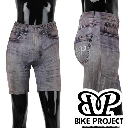 바이크프로젝트 5부파워팬츠 (남.여.공용,패드O)-P101-5YP /자전거의류